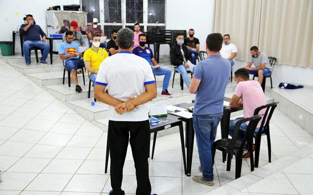 Está de volta: Itaipulândia realizará o XXVII Campeonato Municipal de Futsal