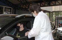 Caminhoneiros e motoristas do transporte coletivo serão vacinados nesta quinta-feira (15) em Santa Helena-PR