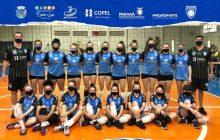 Santa Helena visitou Marechal em amistoso de voleibol feminino