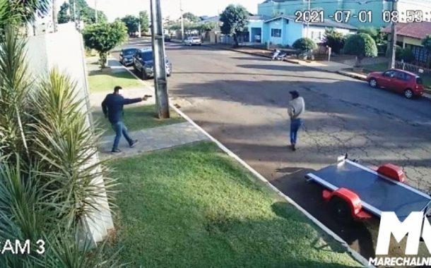 Polícia Civil cumpre mandado de prisão contra empresário que matou funcionário