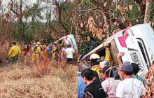 Médico e professor de universidade em MS está em estado grave após acidente no Paraguai