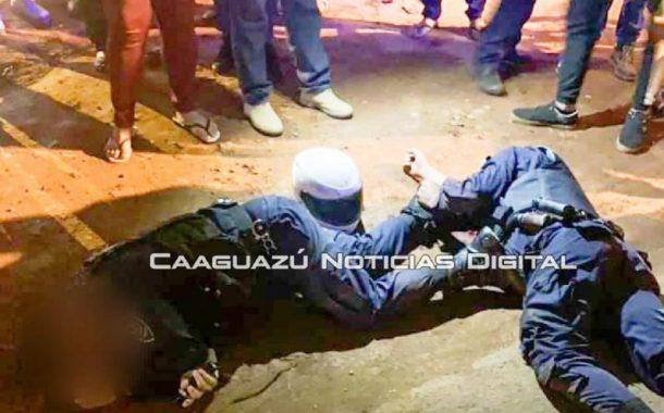 Dois policiais são mortos a tiros no Paraguai