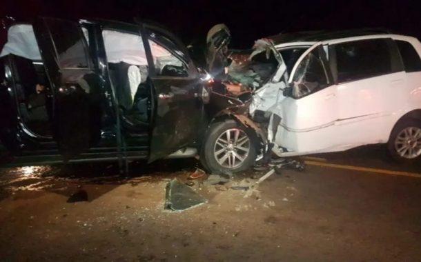 Corpos das vítimas de acidente na BR-369 dão entrada no IML