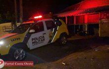 Homem é morto a tiros e outro é baleado em São Miguel do Iguaçu