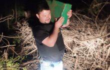 Polícia civil apreende cerca de 100 quilos de maconha em Santa Helena