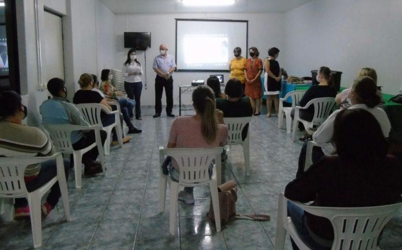 Assistência Social inicia Curso de Cuidador de Idosos em Entre Rios