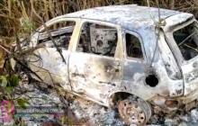 Serranópolis: Corpo encontrado carbonizado é de morador de Matelândia