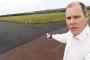 VÍDEO: Pavimentação asfáltica no interior de Santa Helena