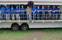 Alunos concluem com êxito curso de aperfeiçoamento em Processos de Soldagem em Entre Rios do Oeste