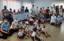 CMEI Pequeno Príncipe de São Clemente promove ação de conscientização e valorização à Saúde