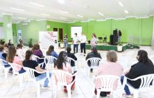 Município de Santa Helena apresenta novas propostas de atendimento aos Clubes de Mães