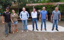 COMTUR e município de Santa Helena fomentam o Turismo Rural