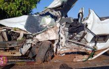 PR 495: Motorista morre após colidir com veículo em árvore entre Medianeira e Serranópolis