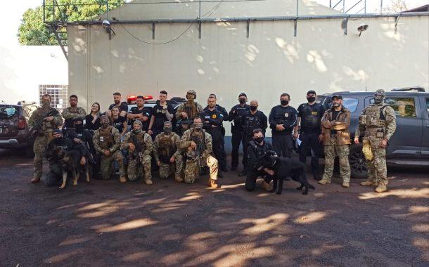Operação da polícia Civil cumpre cinco mandados de prisão em Santa Helena