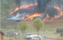 Vídeo: Avião cai e deixa sete mortos em Piracicaba