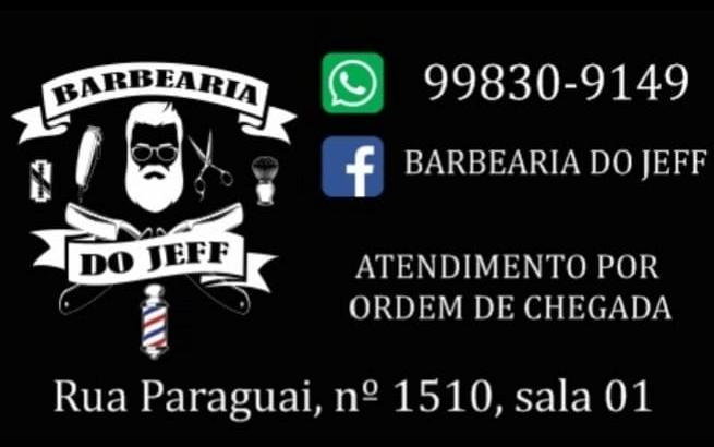 BARBEARIA DO JEFF