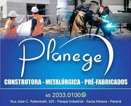 PLANEGE CONSTRUTORA AGOSTO, SETEMBRO