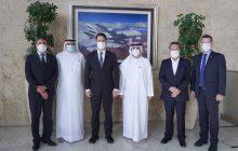 Em reunião com a Emirates, governador busca voo direto entre Paraná e Dubai