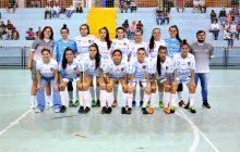 Futsal Feminino de Itaipulândia está nas semifinais dos Jogos Abertos