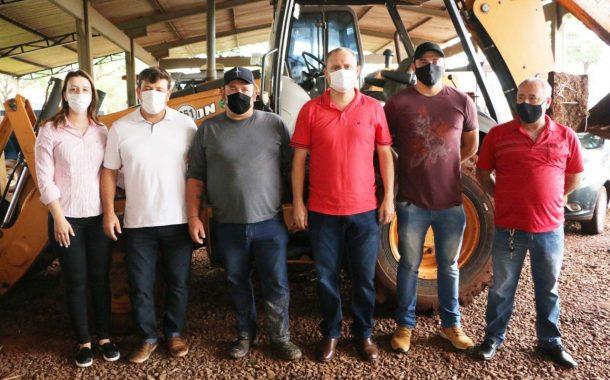 Santa Helena: Sub Sede tem novo administrador distrital